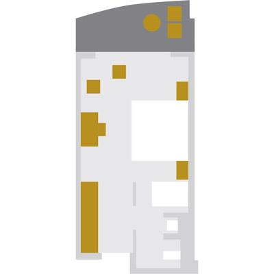 camera doppia n.1